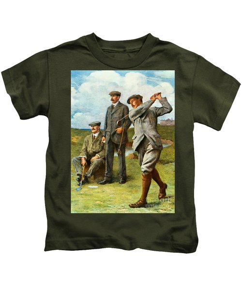 The Great Triumvirate Kids T-Shirt