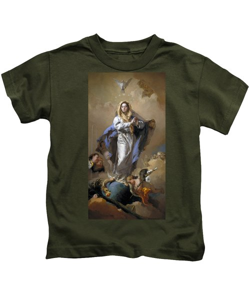 The Immaculate Conception Kids T-Shirt