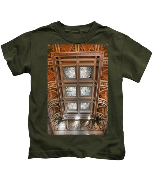 The Library Of Congress Kids T-Shirt