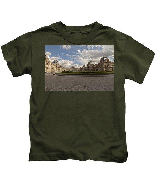 The Louvre Kids T-Shirt