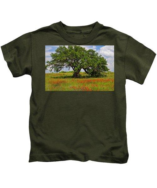 The Mighty Oak Kids T-Shirt