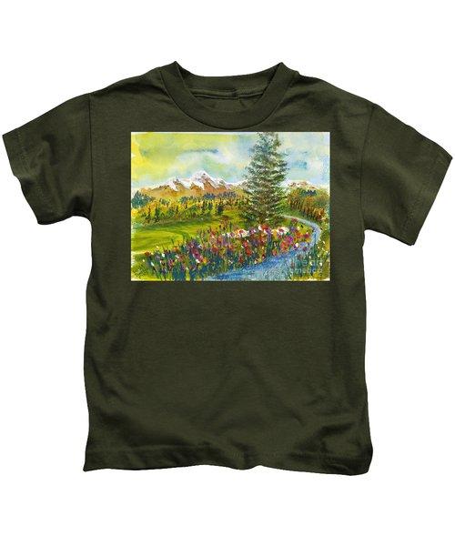 The Ninth Hole Kids T-Shirt