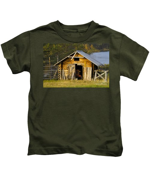 The Old Barn Kids T-Shirt