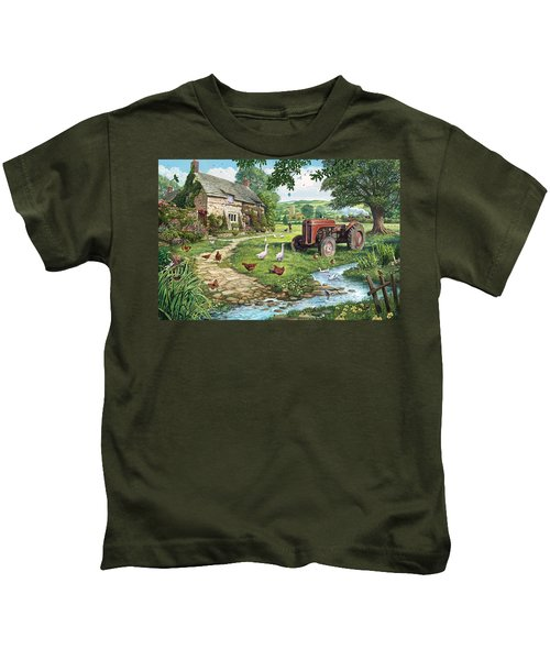 The Old Tractor Kids T-Shirt