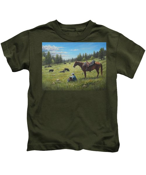 The Perfect Day Kids T-Shirt