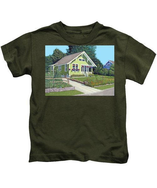Our Neighbour's House Kids T-Shirt