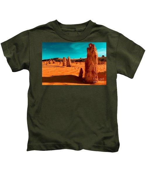 The Pinnacles Kids T-Shirt