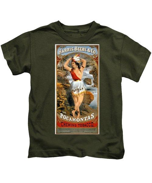 The Pocahontas Kids T-Shirt