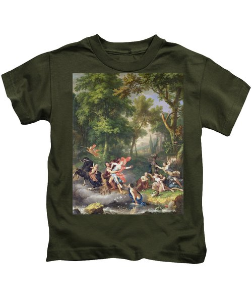 The Rape Of Proserpine Kids T-Shirt