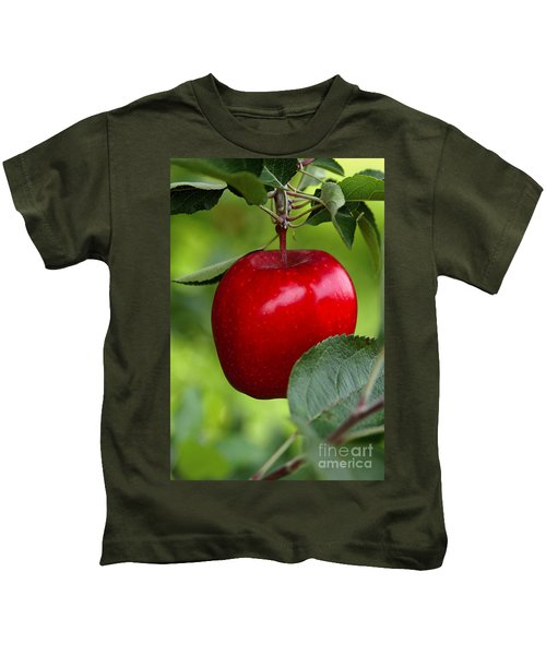 The Red Apple Kids T-Shirt