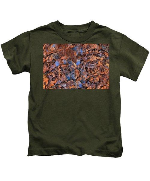 The Scrap Pile Kids T-Shirt