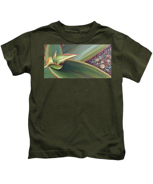 The Shining Hour Kids T-Shirt