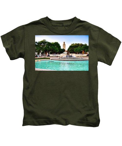 853096db580 The University Of Texas At Austin Kids T-Shirt