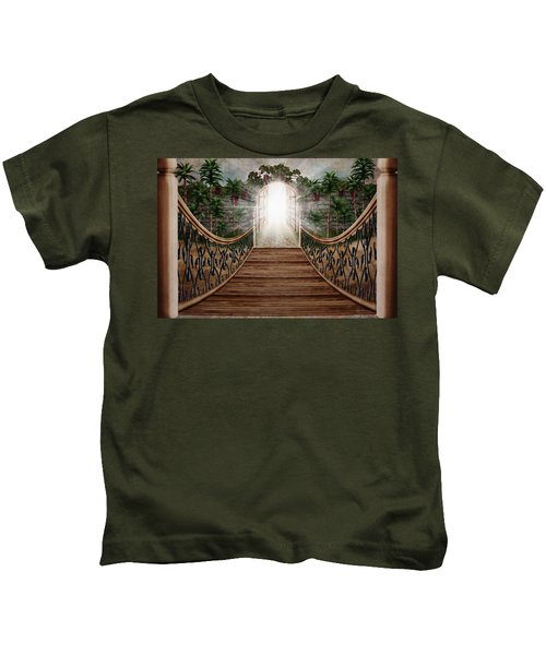 The Way And The Gate Kids T-Shirt