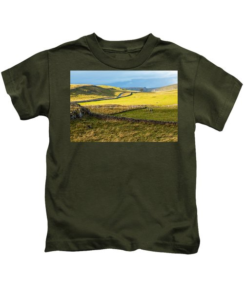The Yorkshire Dales Kids T-Shirt