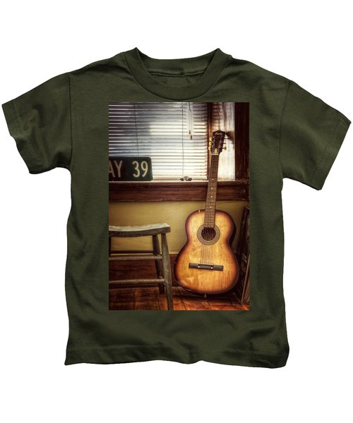 This Old Guitar Kids T-Shirt