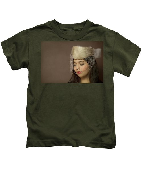 Thoughts Of Mystery Kids T-Shirt