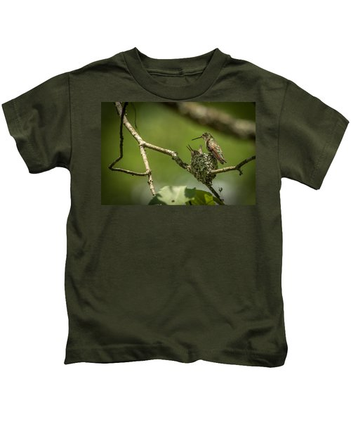 Three Beaks Kids T-Shirt