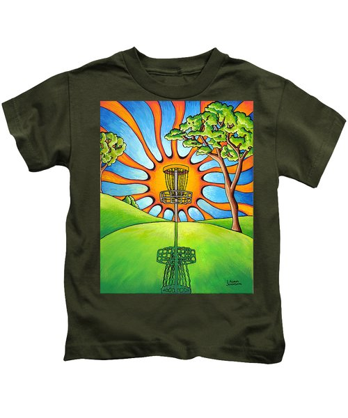 Throw Into The Light Kids T-Shirt