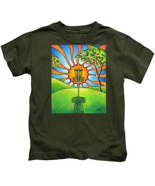 Throw Into The Light Kids T-Shirt