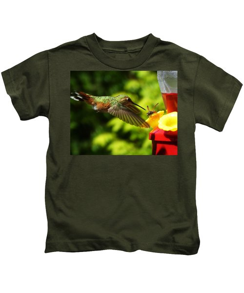To Share Or Not To Share Kids T-Shirt