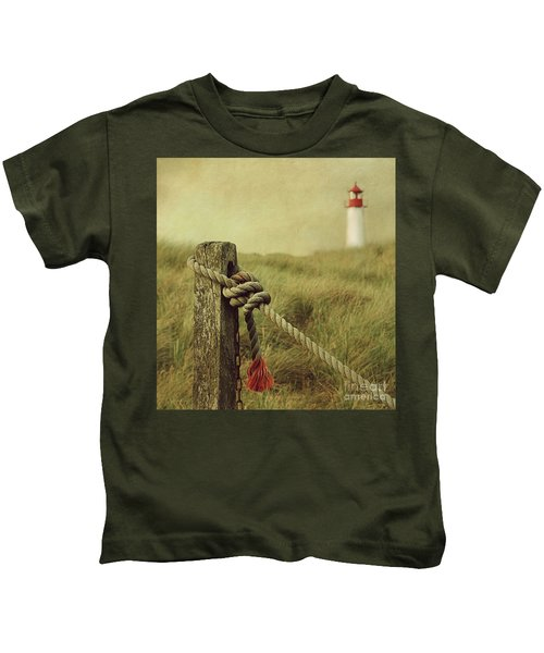To The Lighthouse Kids T-Shirt