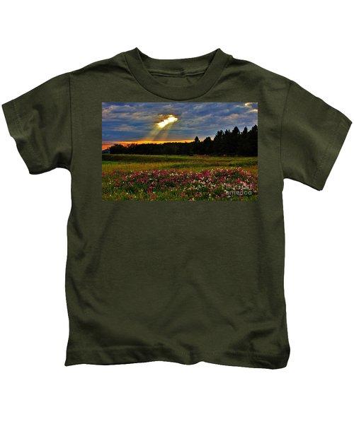 Torn Sky Kids T-Shirt