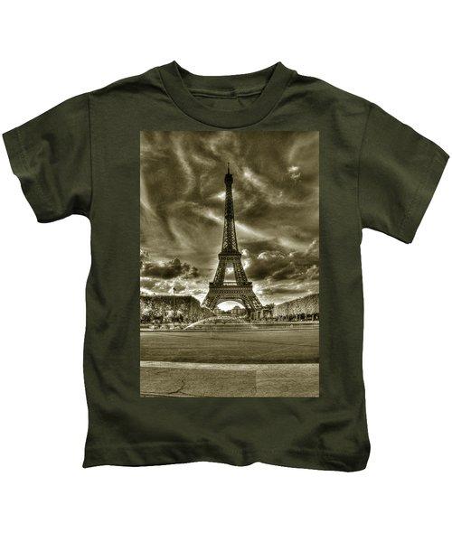 Tour Eiffel  Kids T-Shirt