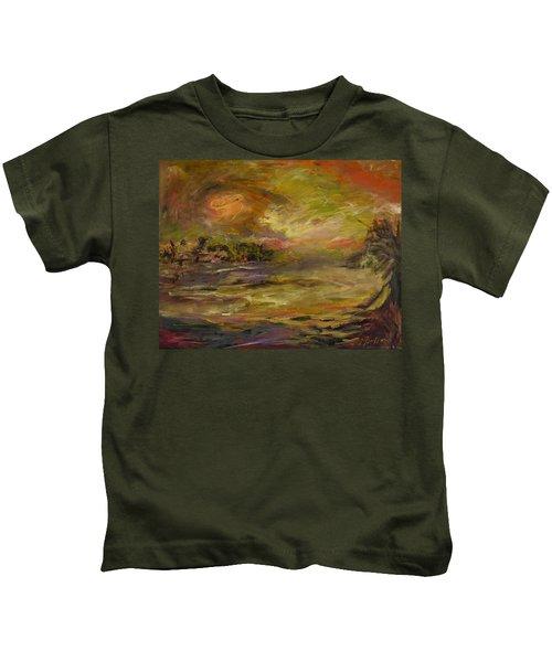 Tropics Kids T-Shirt