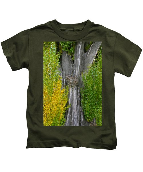 Trunk Lines Kids T-Shirt