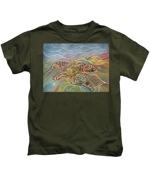 Turtles II Kids T-Shirt