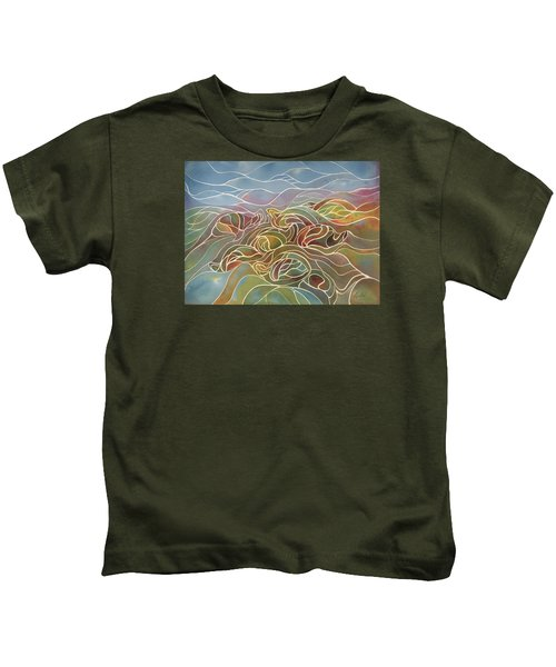 Turtles II Kids T-Shirt