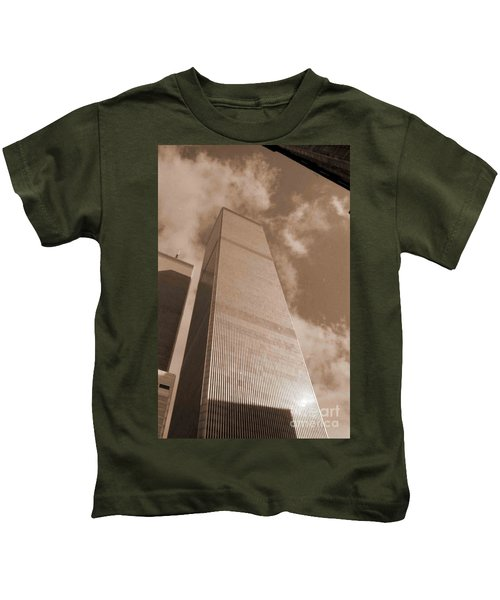 Twin Tower Kids T-Shirt