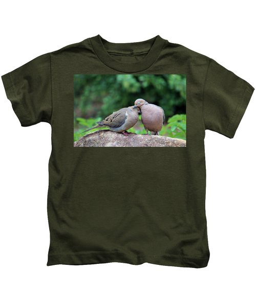 Two Turtle Doves Kids T-Shirt