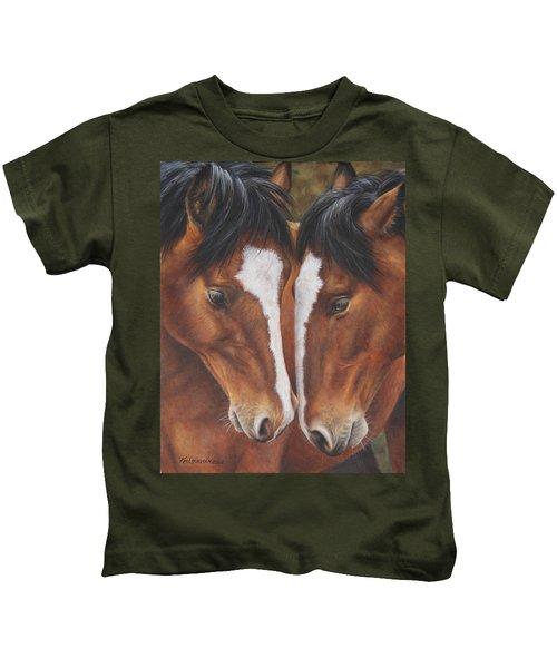 Unbridled Affection Kids T-Shirt