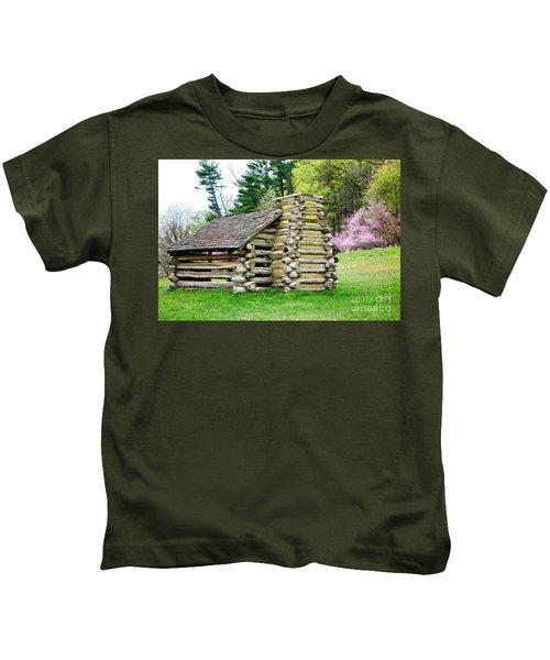 Unfinished Shelter Kids T-Shirt
