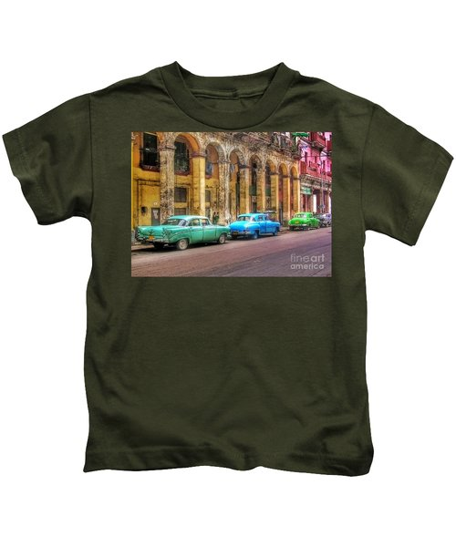 United Colors Of Coches Habaneros Kids T-Shirt