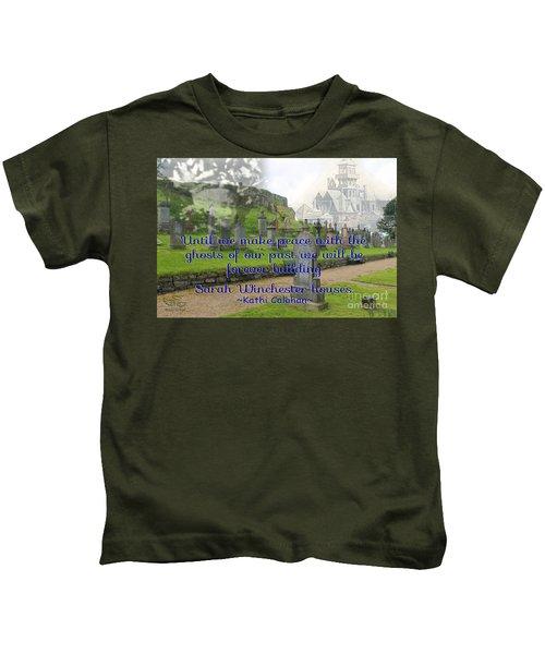 Until We Make Peace Kids T-Shirt