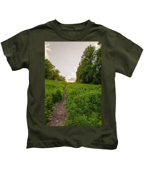Up Hill Kids T-Shirt