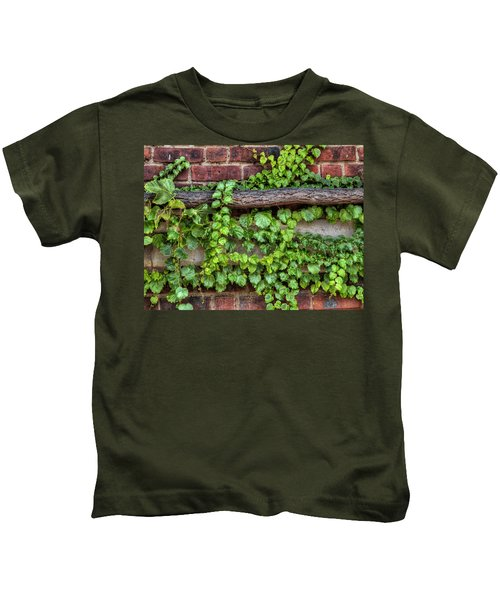 Up Over And Under Kids T-Shirt