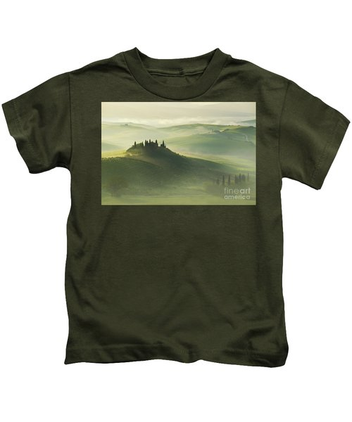 Val D'orcia Kids T-Shirt
