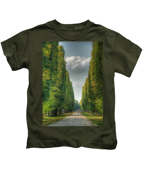 Versailles Promenade Kids T-Shirt