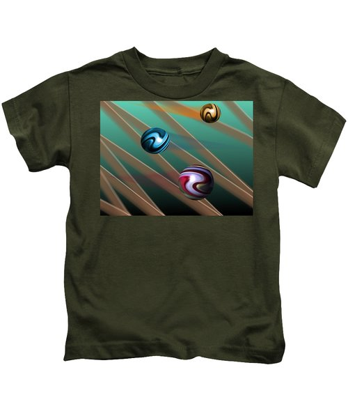 Vibrations Kids T-Shirt