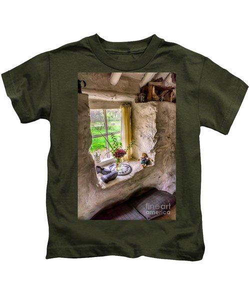 Victorian Window Kids T-Shirt