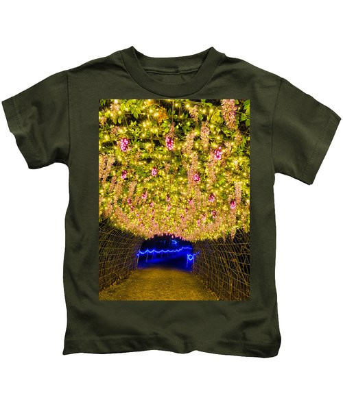 Vine Tunnel Kids T-Shirt