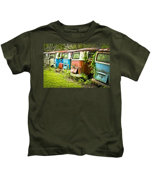 Vw Buses Kids T-Shirt