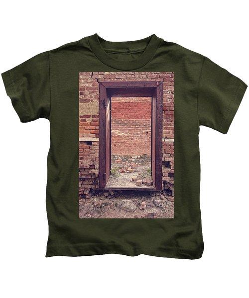 Walled In Kids T-Shirt
