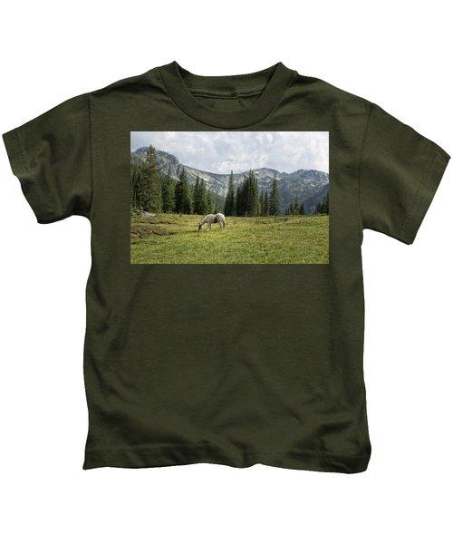 Wallowas - No. 2 Kids T-Shirt