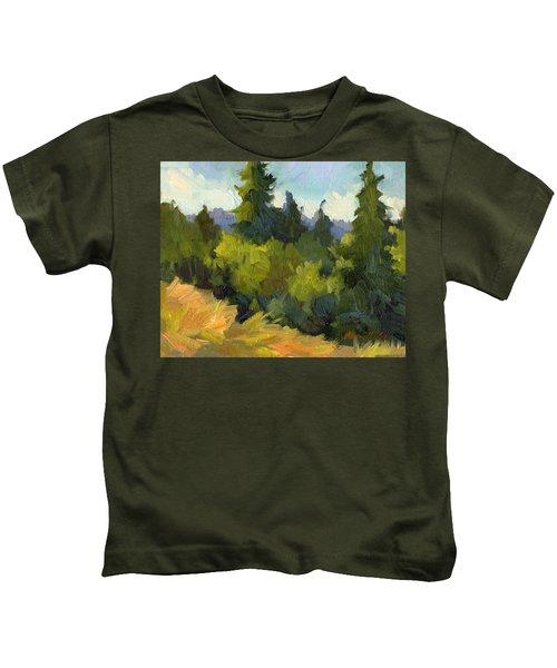 Washington Evergreens Kids T-Shirt