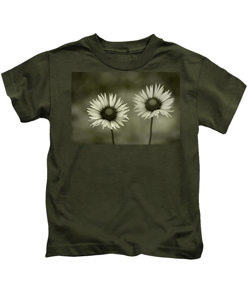 We Are Two Of A Kind Kids T-Shirt